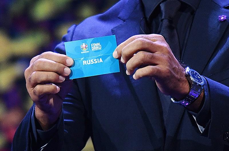 Жеребьевка Чемпионата Европы-2020 по футболу