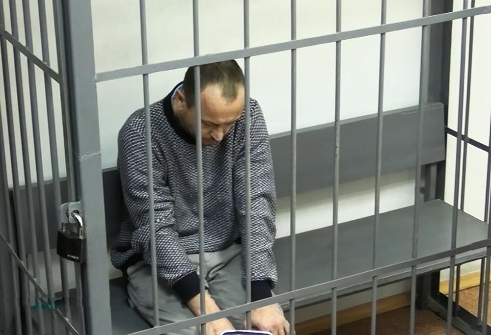 Подозреваемый в убийстве Иван Казанцев