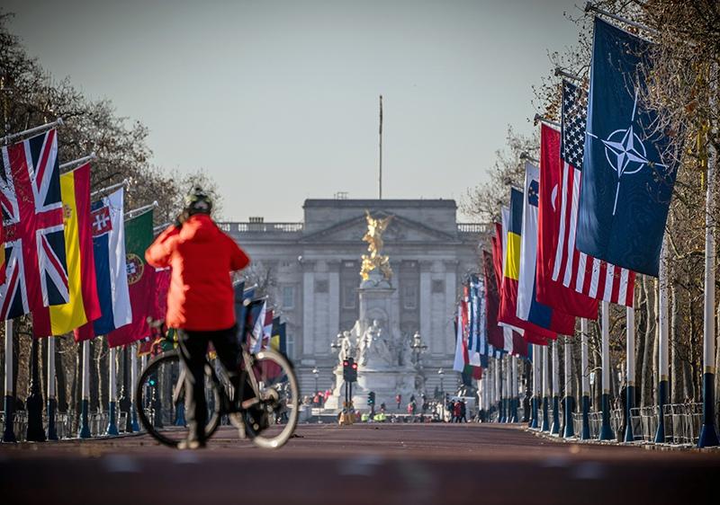 Саммит стран НАТО в Лондоне