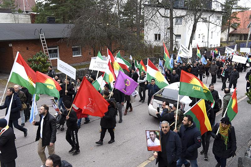 Протестные акции в Иране