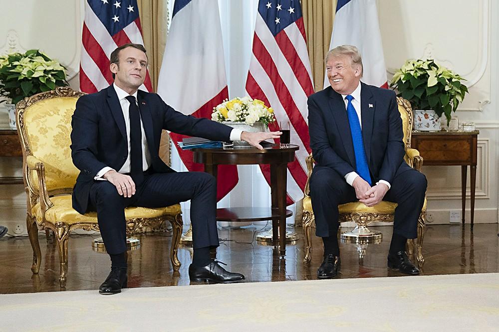 Саммит НАТО в Лондоне побил рекорд по числу скандалов