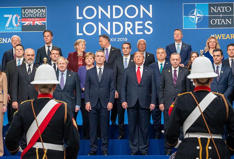 Саммит НАТО в Лондоне