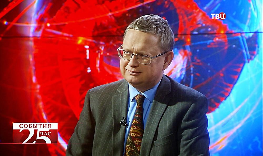 Михаил Делягин, глава Института проблем глобализации