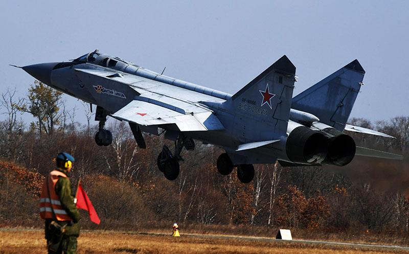 Многоцелевой истребитель МиГ-31