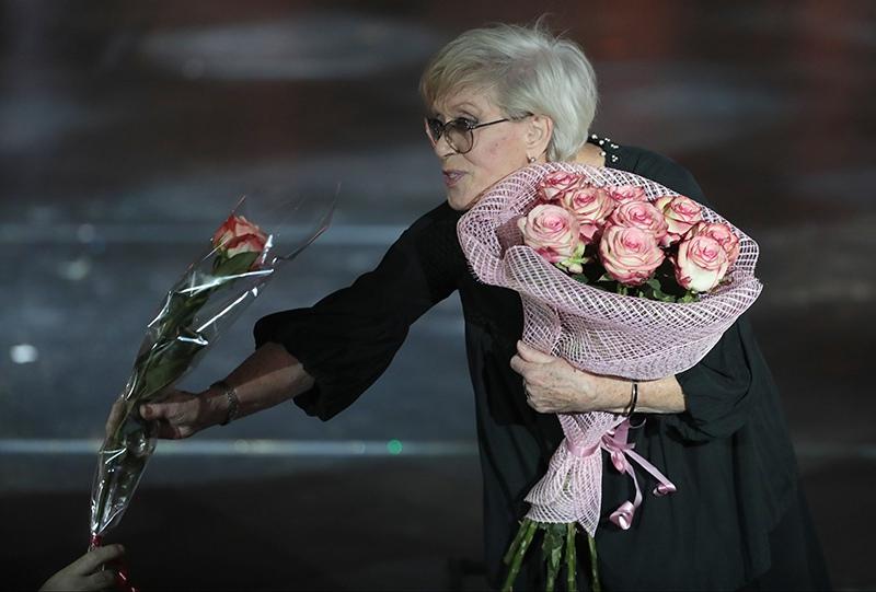 Актриса Алиса Фрейндлих