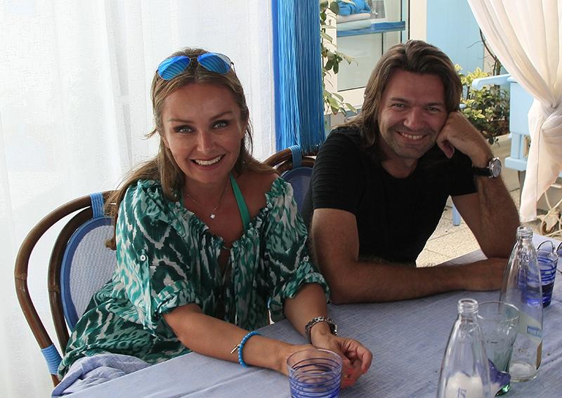 Дмитрий Маликов с супругой Еленой