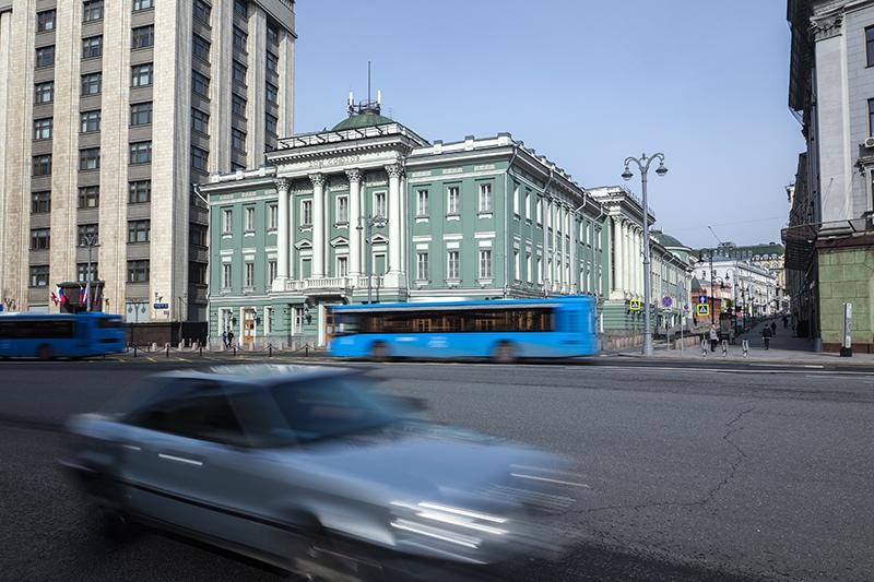Дом союзов в Москве