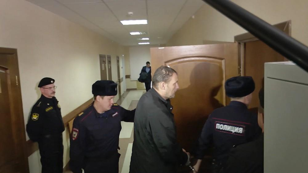 Подозреваемый в ДТП в Нижнем Новгороде Виктор Пильганов