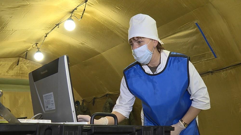 Российские врачи в Сирии