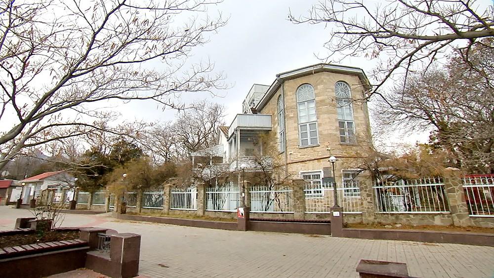 Дом Максимилиана Волошина