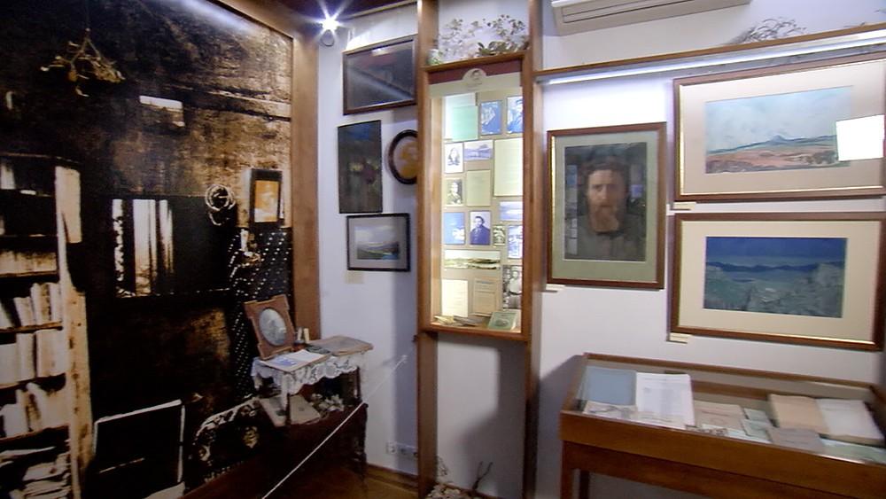 Дом матери Максимилиана Волошина