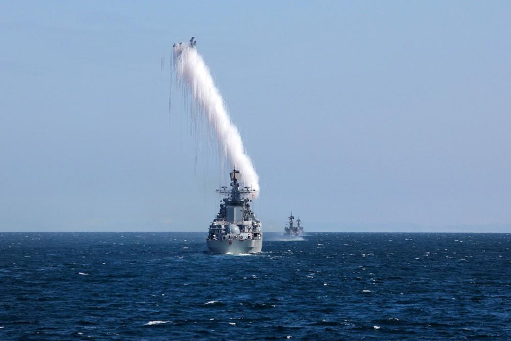 Учения ВМФ России