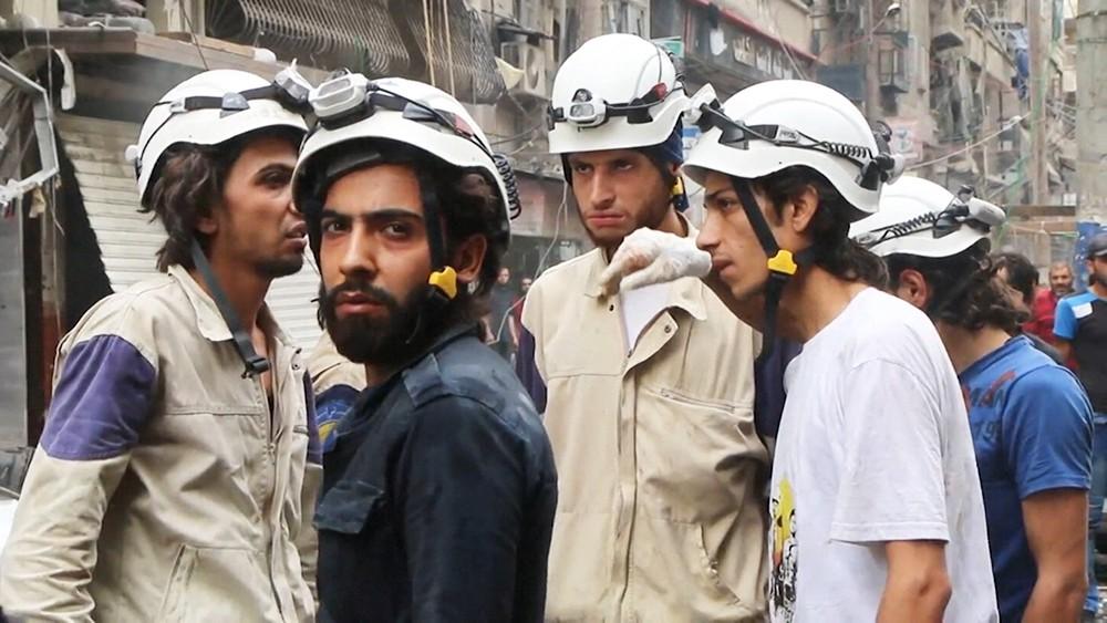 """""""Белые каски"""" в Сирии"""