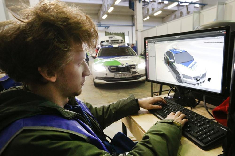 Испытания беспилотных автомобилей
