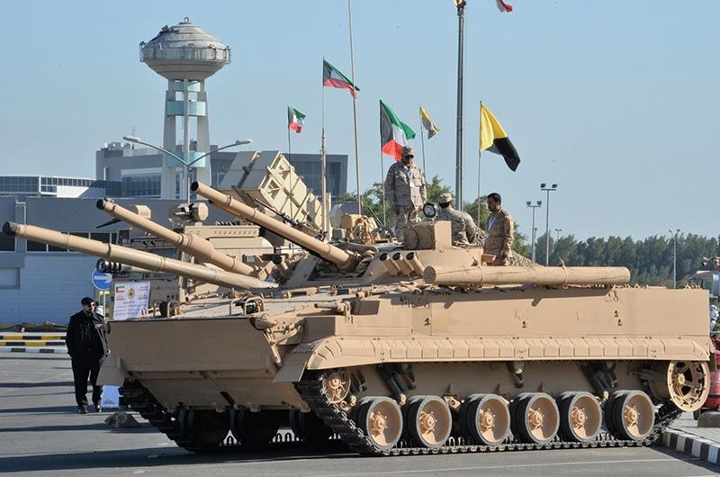 БМП-3М (Россия), на международной выставке вооружения и военной техники