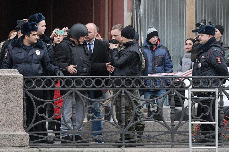 Олег Соколов, обвиняемый в убийстве аспирантки
