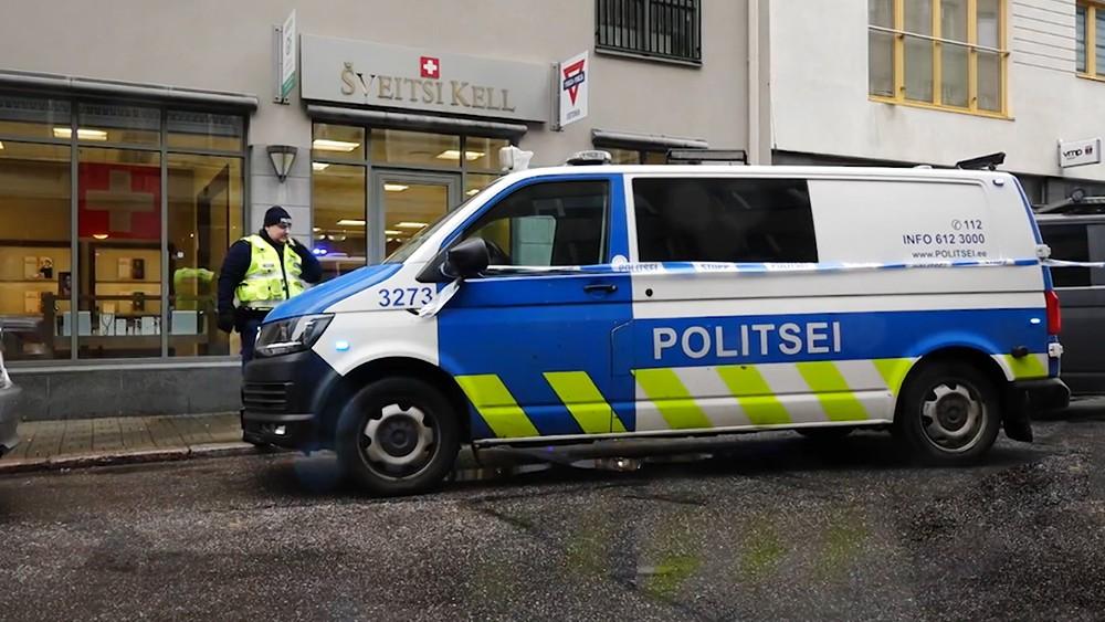 Полиция Эстонии