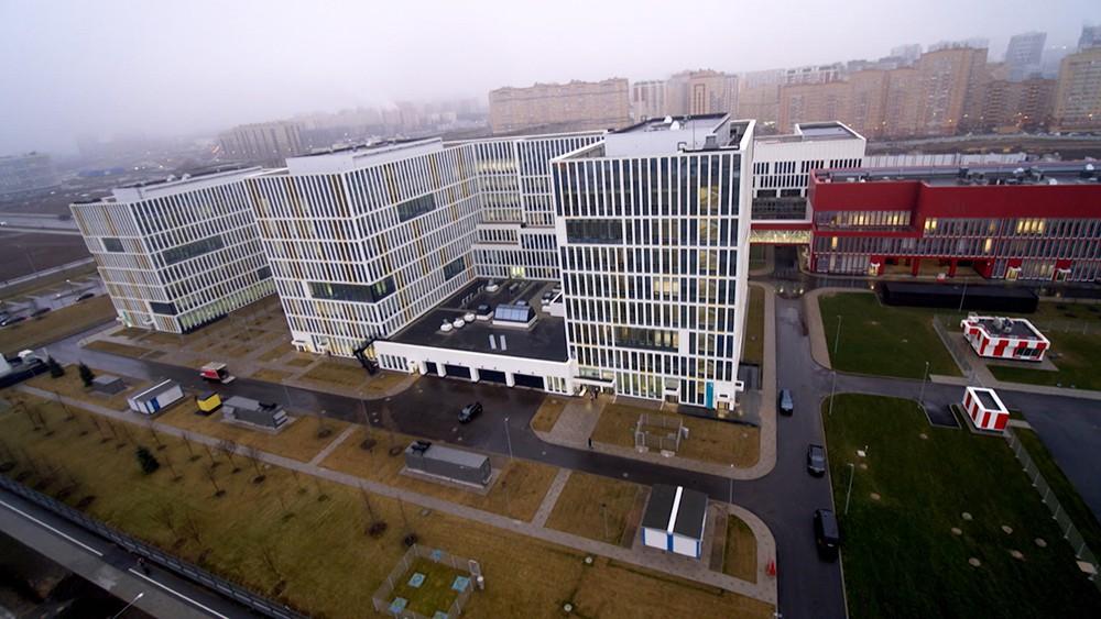 Медицинский комплекс в Коммунарке