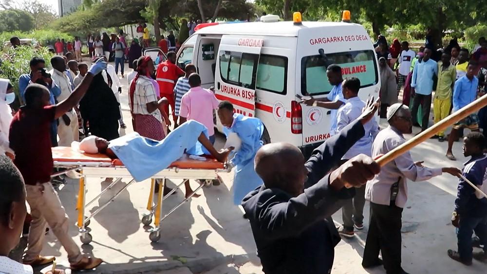 Скорая помощь в Сомали