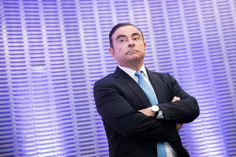 Экс-глава Nissan Карлос Гон