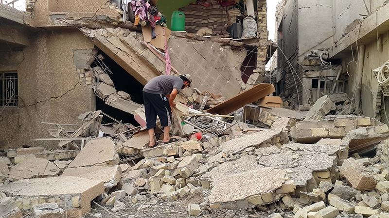 Бомбардировка Ирака