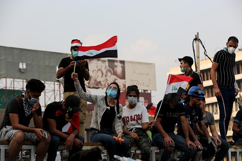 Протесты в Ираке