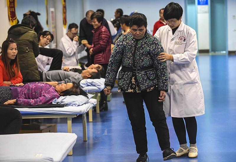 Больница в Китае