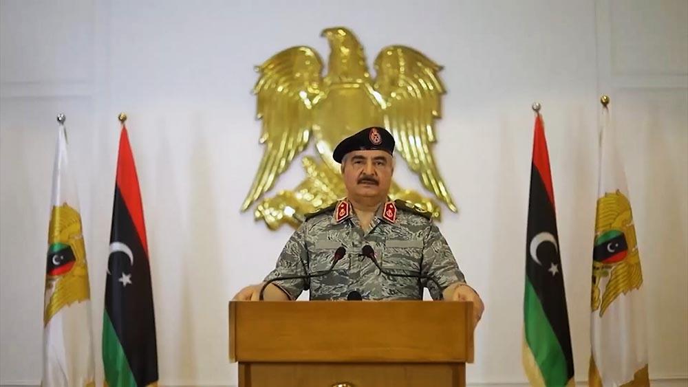 Маршал Хафтар объявил о всеобщей мобилизации в Ливии
