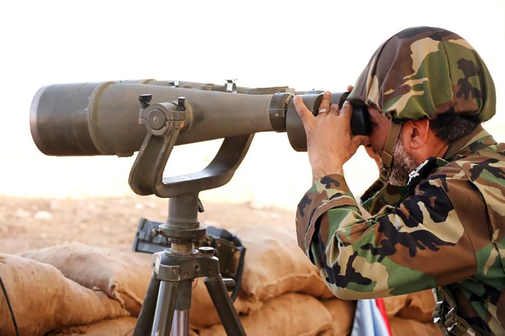 Военнослужащие армии Ирана
