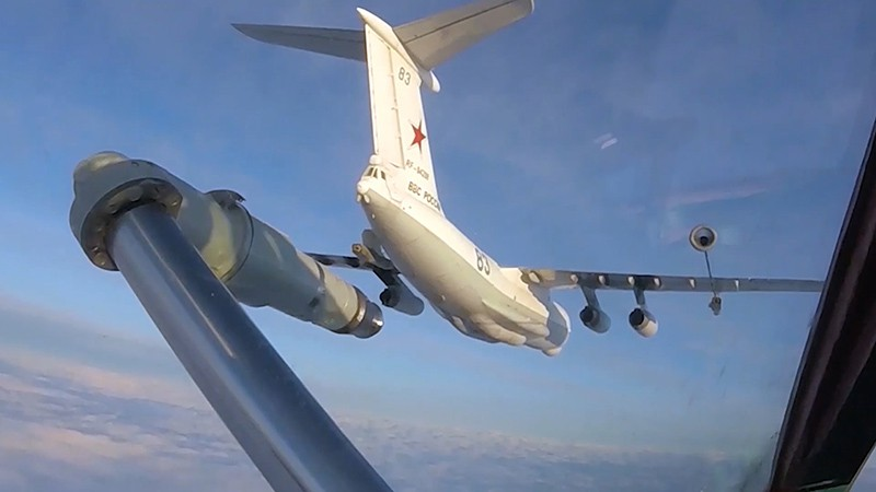 Самолет Миг-31БМ ЦВО