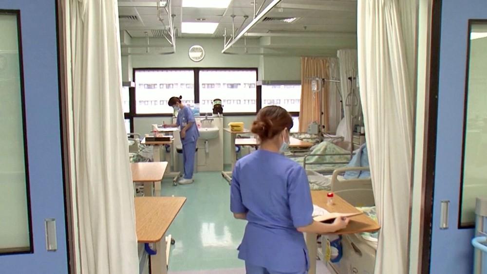 Госпиталь в Китае