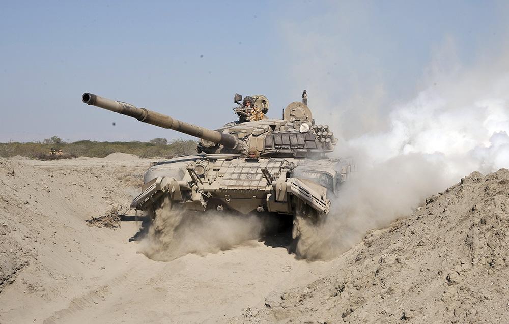 Военная техника армии Ирана