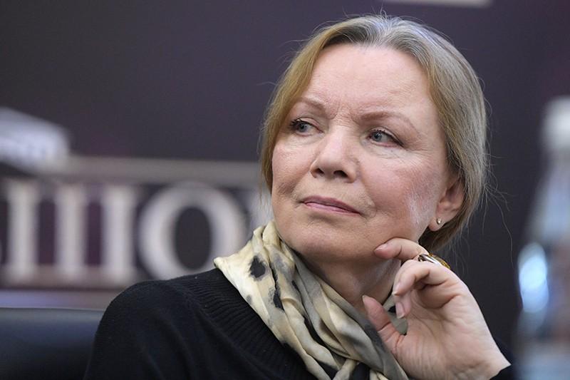 Актриса Валентина Теличкина