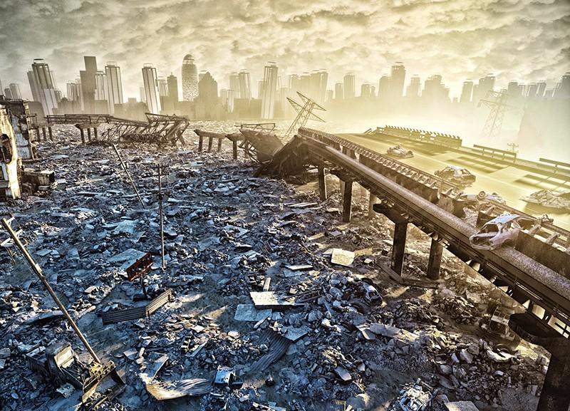 Глобальная катастрофа