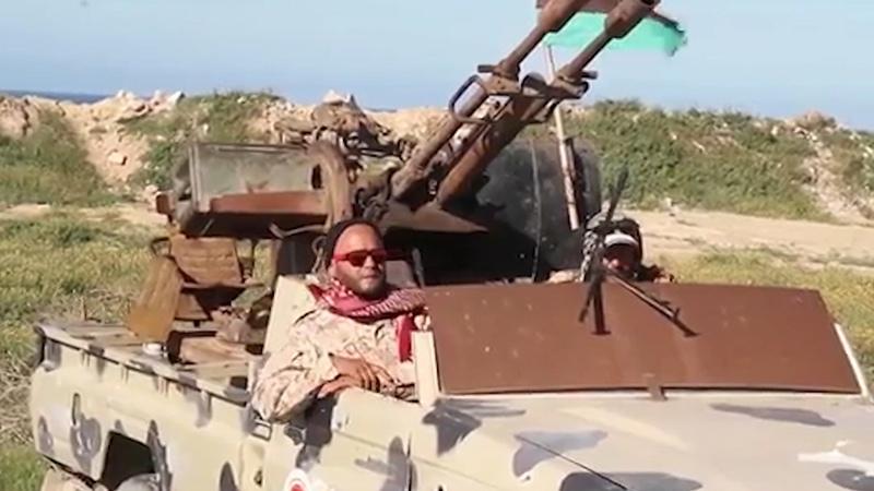 Военные Ливии