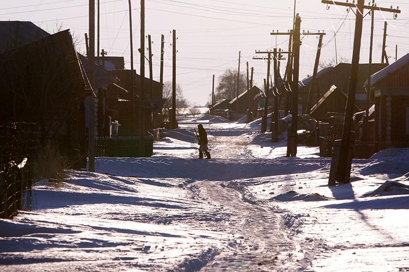Село в Челябинской области