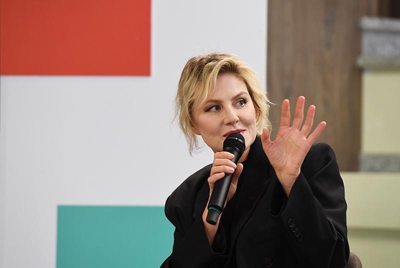 Актриса, режиссер Рената Литвинова