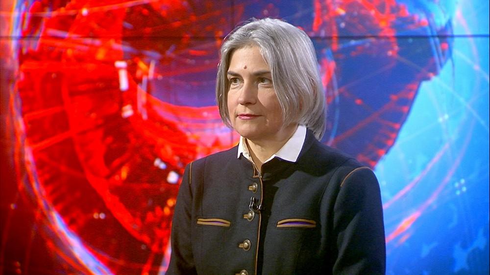 Елена Супонина, востоковед, советник директора Российского института стратегических исследований