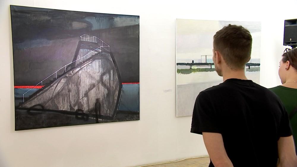 """Выставка проекта """"Школа художника"""""""