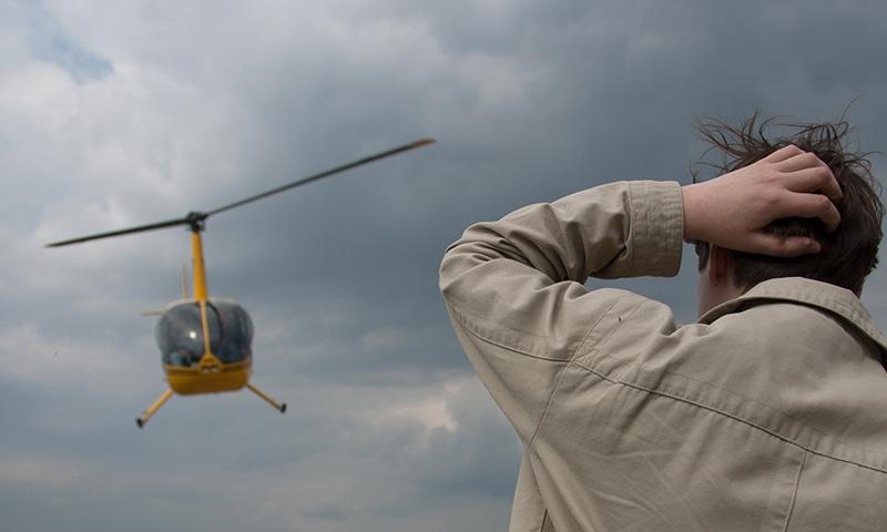 Чемпион мира разбился на вертолете в Подмосковье