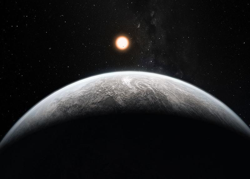 У ближайшей к Солнцу звезды нашли пригодную для жизни планету