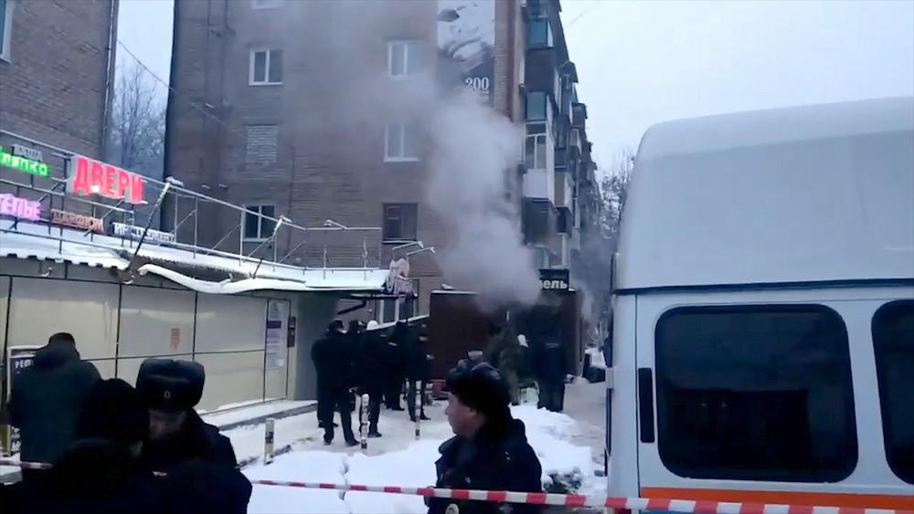 """В пермском отеле """"Карамелька"""" прорвало трубу с горячей водой"""