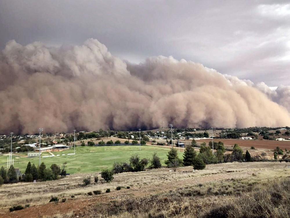 Песчанная буря