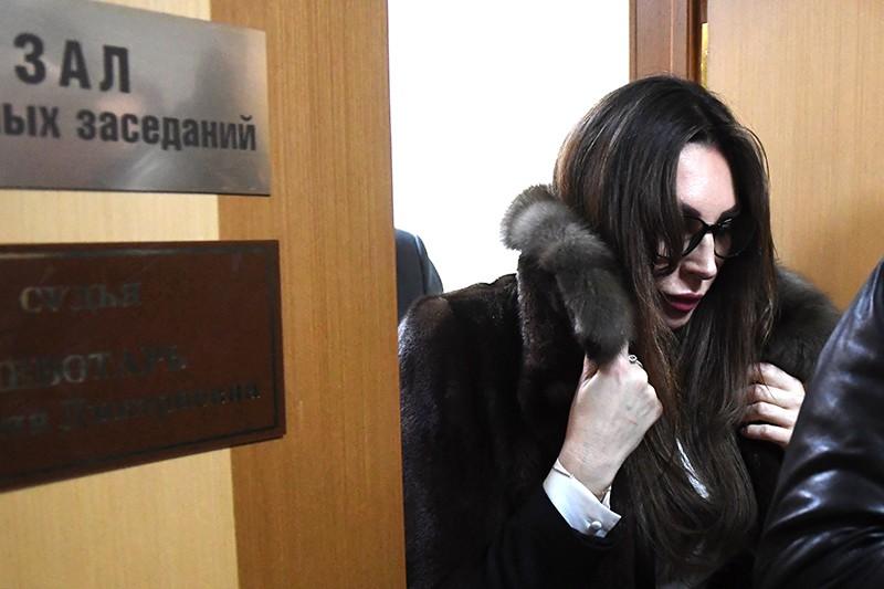 Наталья Бочкарева в суде