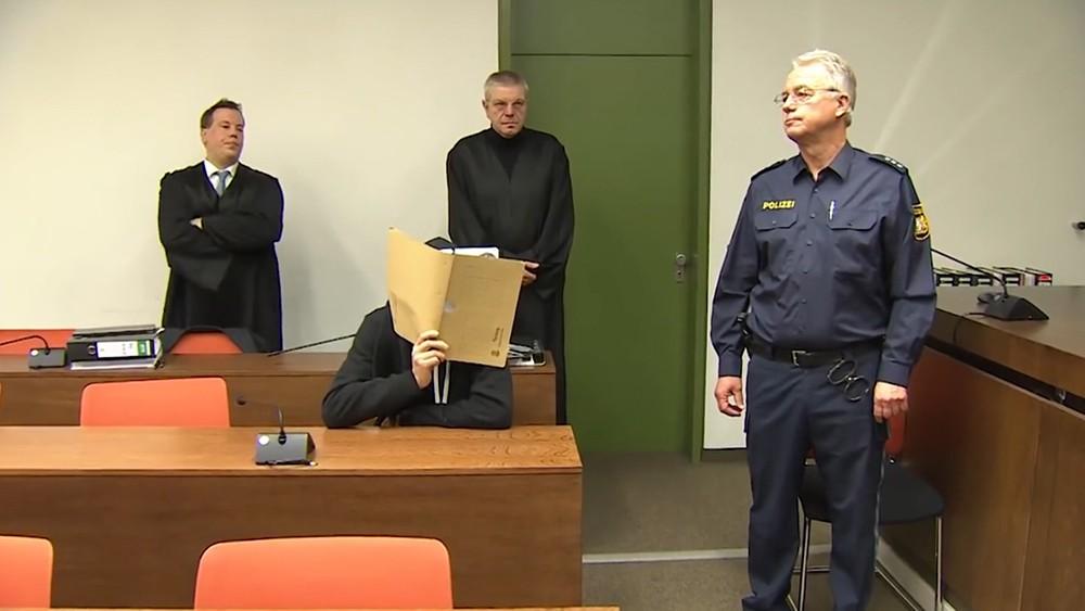 Псевдоврач, задержанный в Германии