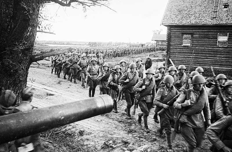 Освобождение Польши советской армией