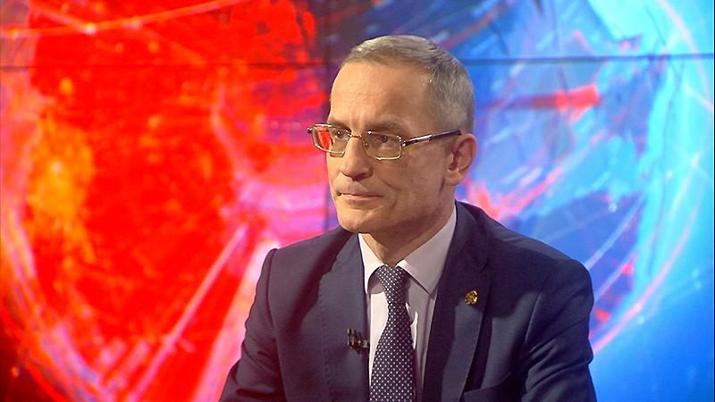Михаил Мягков, научный директор Российского военно-исторического общества