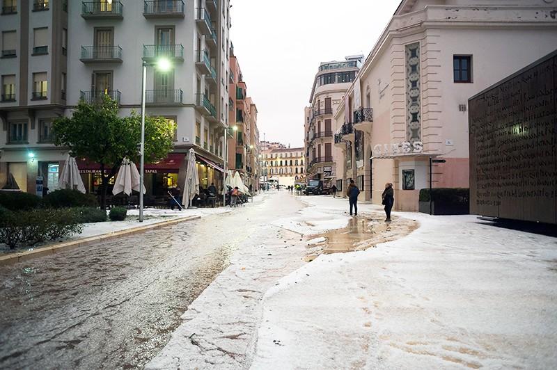 "Шторм ""Глория"" в Испании"