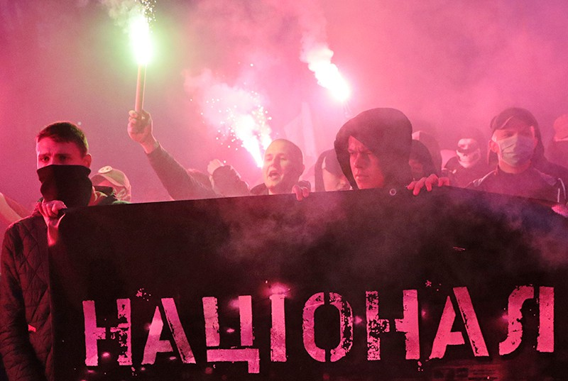 Украинские радикалы