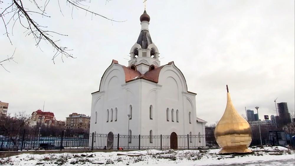 Храм в честь святителя Спиридона